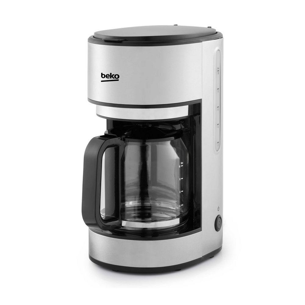 Beko beko - cafetière filtre 15 tasses 1000w inox - cfm6350i