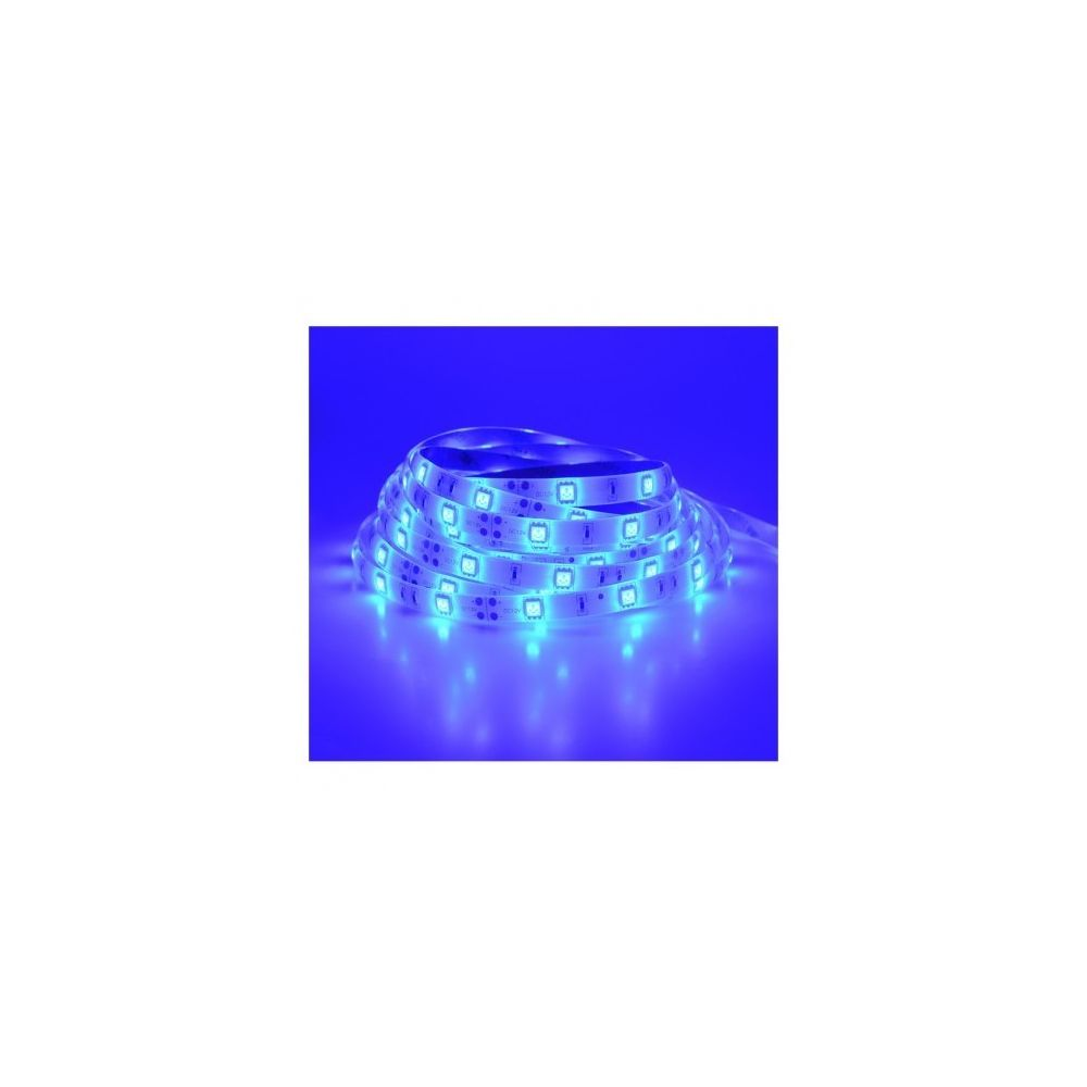 Vision-El Bandeau LED BLEU 5 m 30 LED/m 36W IP65 - 12V
