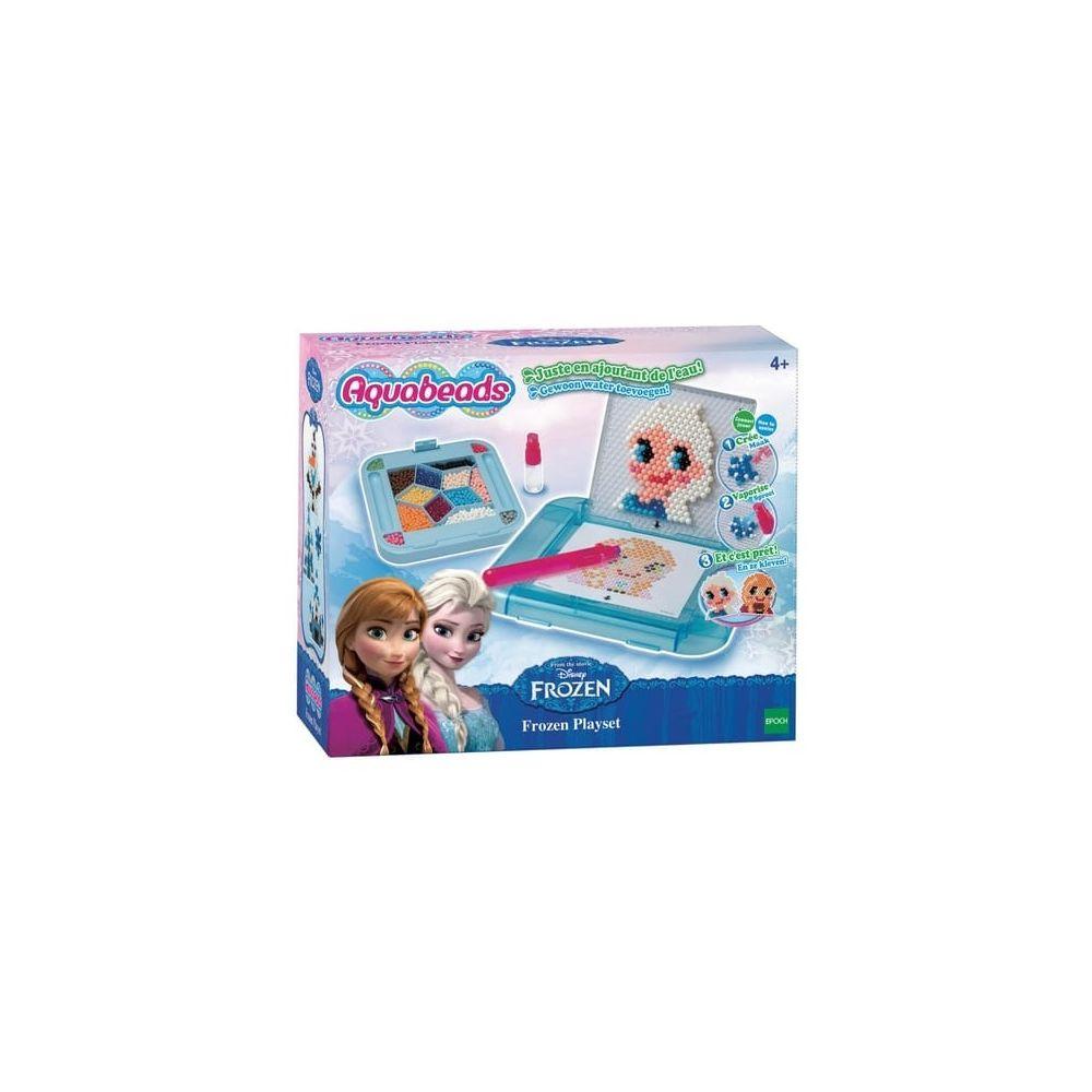 Epoch Aquabeads - Coffret Reine des Neiges Disney Frozen