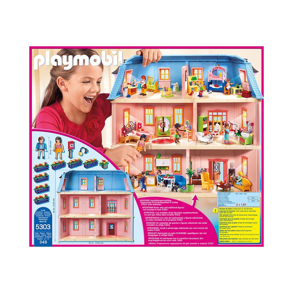 Playmobil - Maison traditionnelle - 8