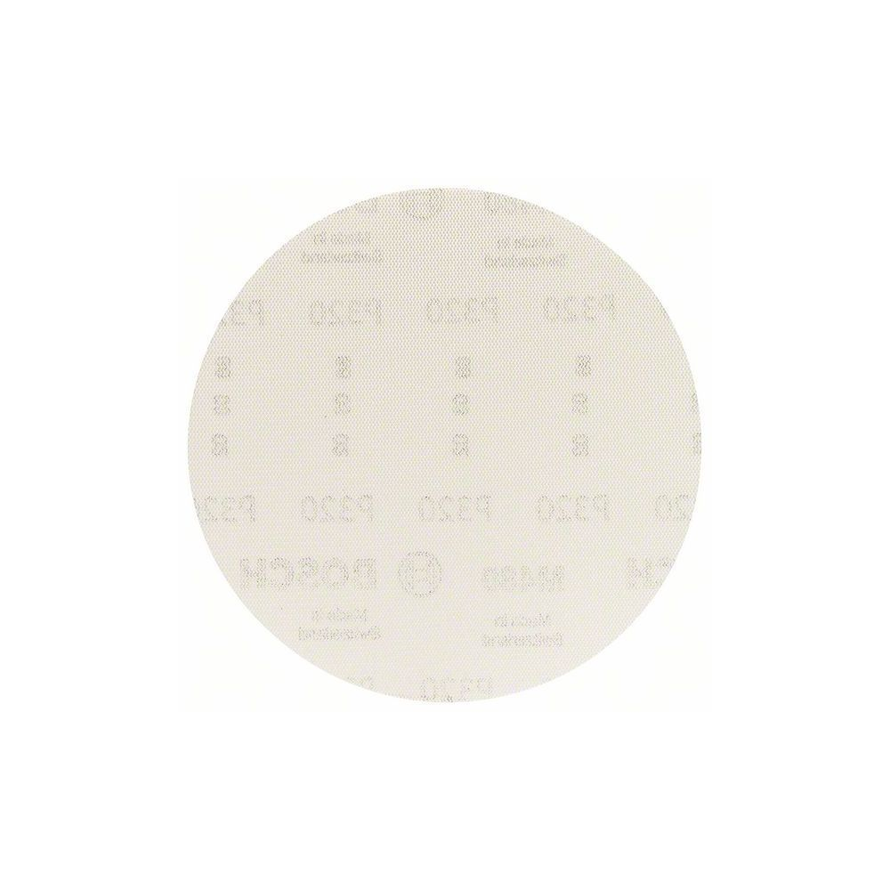 Bosch Bosch Feuille abrasive 150 mm, 320 - 2608621178