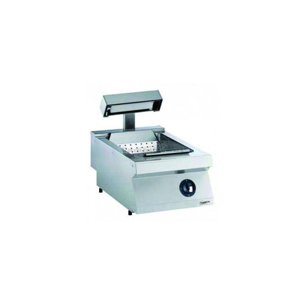 Combisteel Chauffe-frites électrique à poser - Combisteel - 700