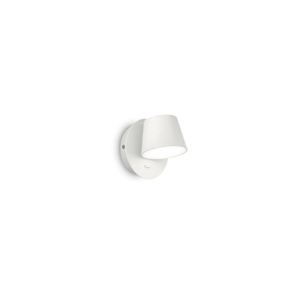 Ideal Lux Applique Gim AP1 Blanc 6W max