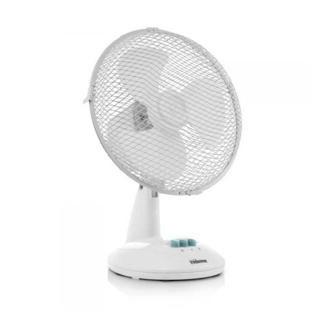 Tristar - TRISTAR Ventilateur de Table 23 cm Blanc VE5923 - Climatisation Tristar