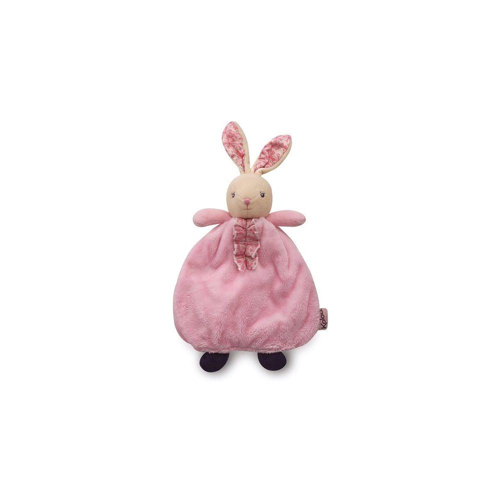 Kaloo Kaloo Petite Rose Doudou Forme Lapin Fille 25 cm