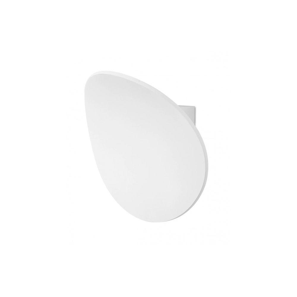 Leds C4 Applique Neu, aluminium, blanc