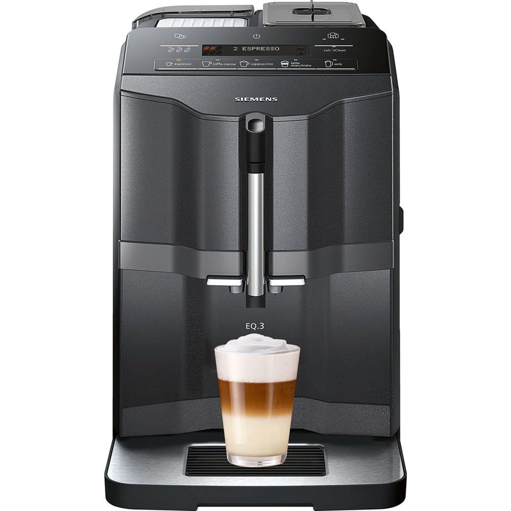 Siemens siemens - robot café 15 bars noir - ti313219rw