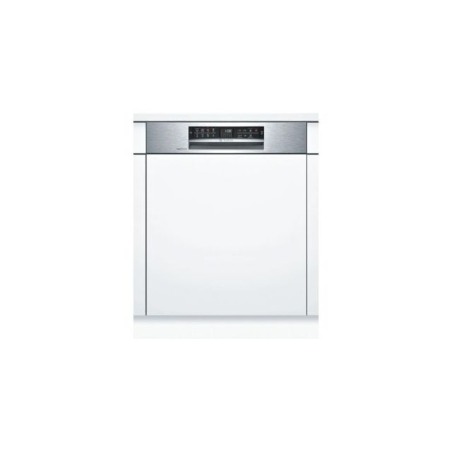 Bosch - Lave-vaisselle 60 Int 13 Couverts 42db A++ 6,7l Inox Bosch - Smi68ns07e - Lave-vaisselle Bosch