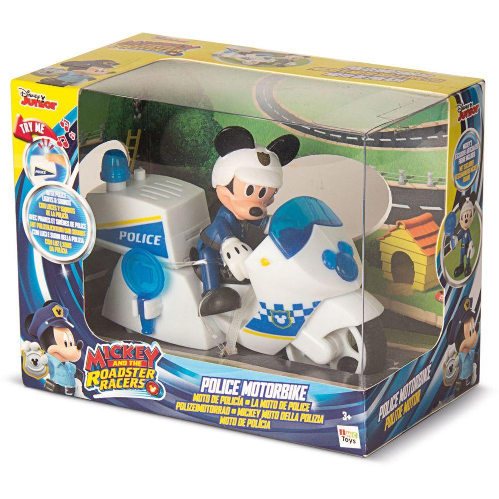 Mickey Mouse Moto Mickey Policier - 182349