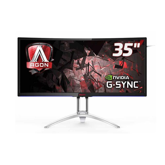 "Aoc - 35"""" LED AGON AG352UCG6 - Ecran PC Gamer"