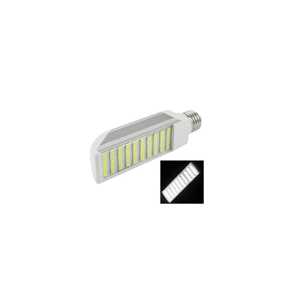 Wewoo Ampoule LED Horizontale blanc transversale du 50W 50 5050 SMD d'E27 12W, AC 85V-265V