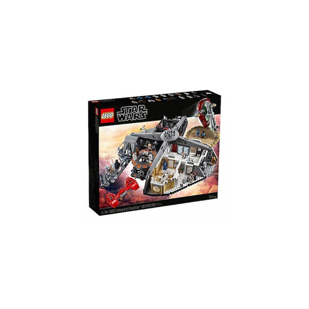 Lego 75222 Trahison ? la Cit? des Nuages?, LEGO? Star Wars?