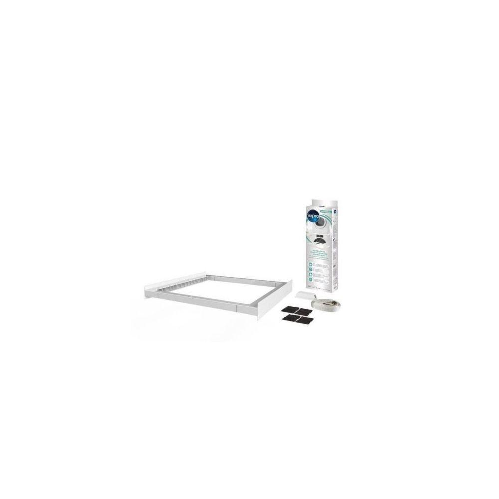 Wpro Kit Colonne Pour Lave Linge Et Seche Linge Wpro Kcl103 Lave Linge Rue Du Commerce