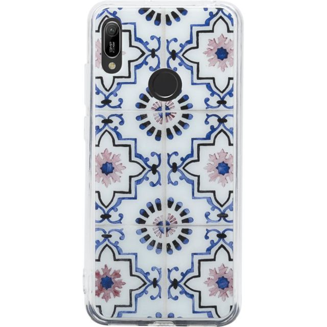 Bigben Connected - BIGBEN CONNECTED COVSUM1Y62019 - Coque hybride Summer Y6 2019 Morocco - Sacoche, Housse et Sac à dos pour ordinateur portable Bigben Connected