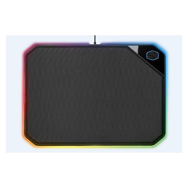 Cooler Master - MASTERACCESSORY MP860 - RGB Cooler Master   - Tapis de souris Cooler Master