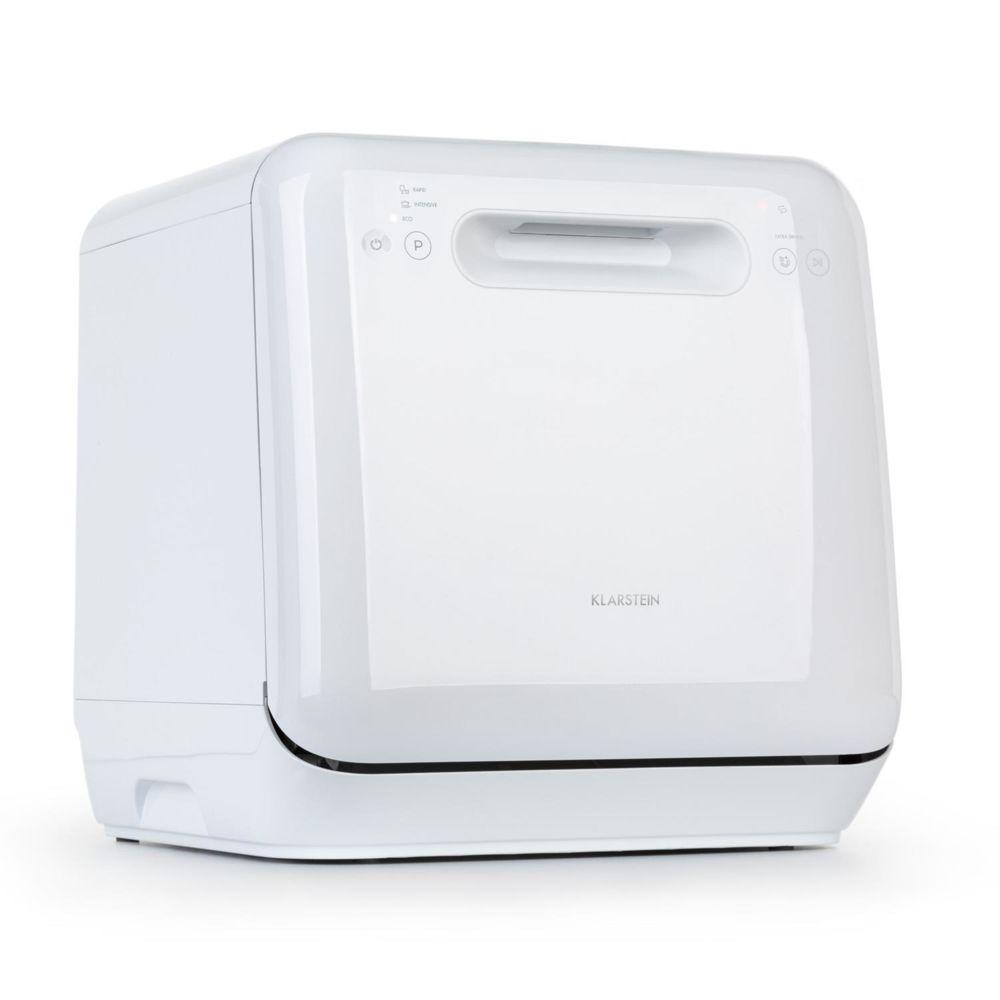 Klarstein Klarstein Aquatica Lave-vaisselle autonome sans installation - 3 programmes - Fonctionnement économique - 860W - Classe