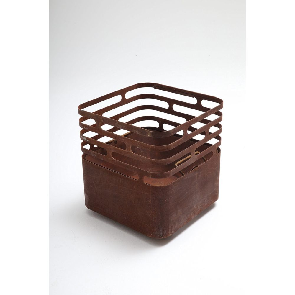 Fargau Barbecue Cube Cortène