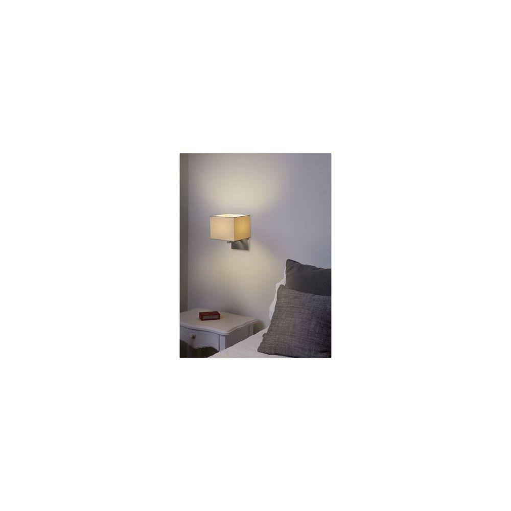 Faro Applique blanche E14 Thana