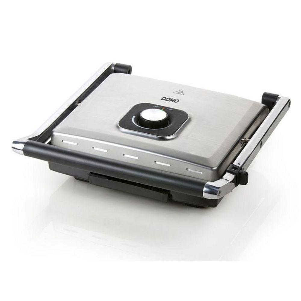 Domo domo - gril multifonction 2000w inox - do9135g