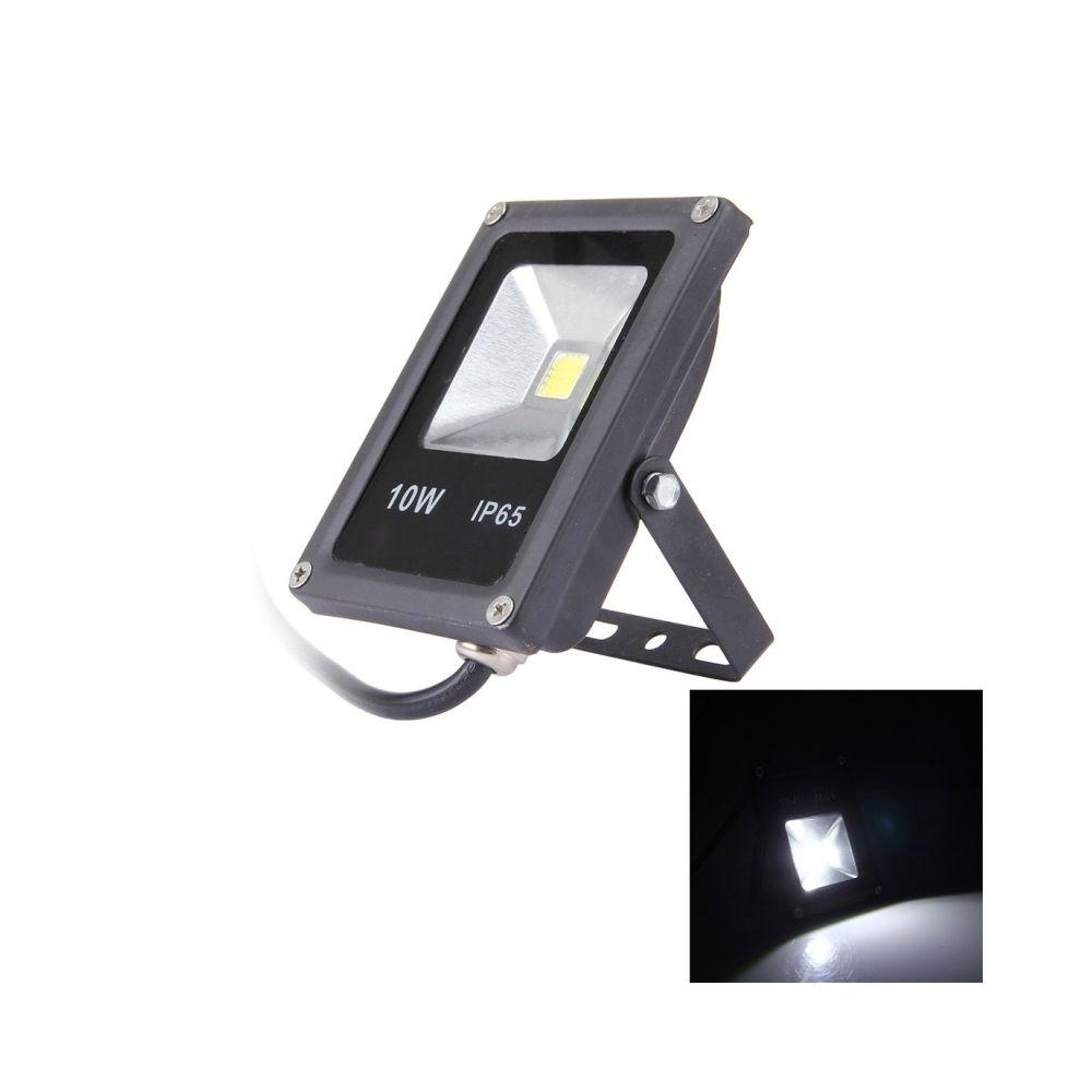 Wewoo Projecteur LED Lampe imperméable de de 10W 900LM IP65 LED, CA 85-265V lumière blanche