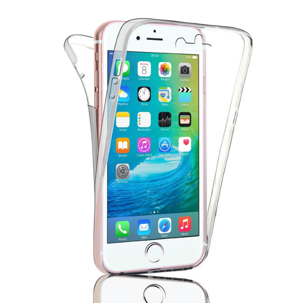 Cabling - CABLING Coque Silicone Gel Integrale Iphone 7 (4,7 ...