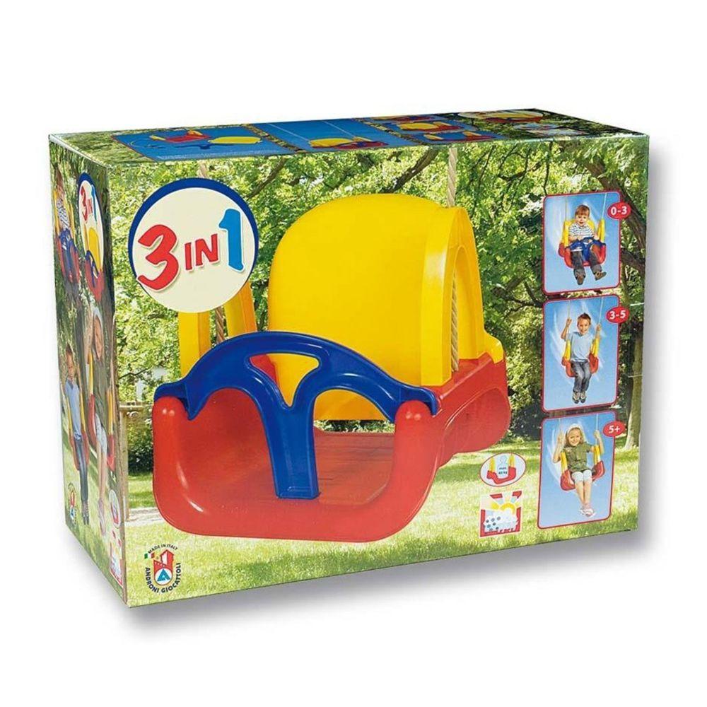 Simba Toys Simba Toys 107174355 Balançoire 3 en 1