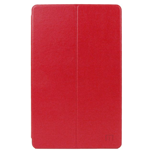 Mobilis - Case Origine - Folio pour Galaxy Tab A 2018 - Rouge Mobilis   - Housse, étui tablette