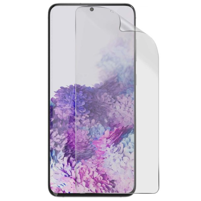 Imak - 2x Films Samsung Galaxy S20 Plus Hydrogel Flexible Anti-reflets Imak Transparent - Protection écran tablette