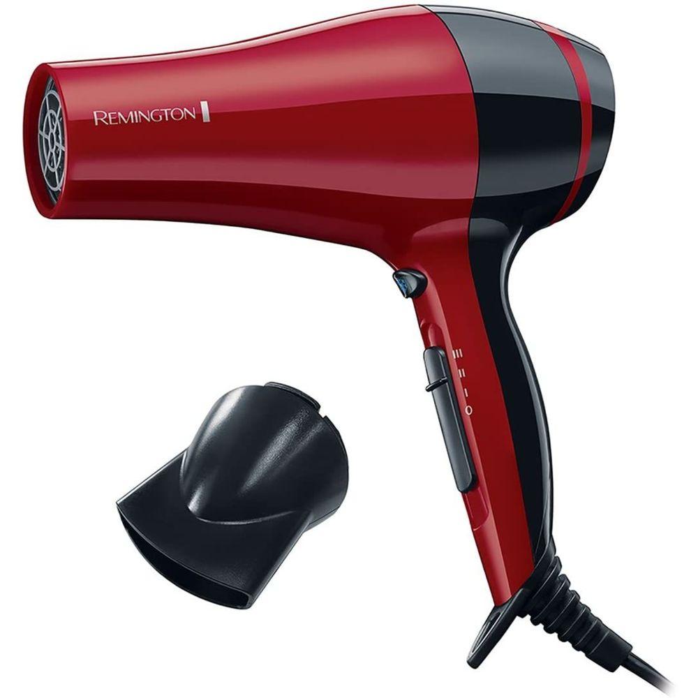 Remington Sèche Cheveux Pro Dry compact 2000W rouge noir