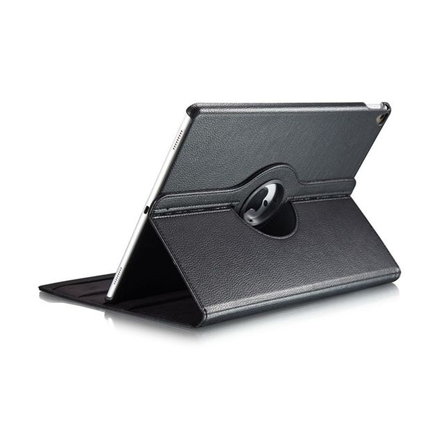 Phonillico Coque Rotative 360 Noir pour Apple iPad AIR 1 - Housse Protection Integral [Phonillico®]