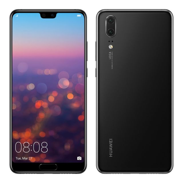 Smartphone Android Huawei P20 - Noir