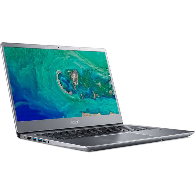 Acer - ACER Portable SF314-54-52NK GRIS Intel Core™i5-8265U 8Go DDR4 Swift 256GoSSD Clavier retroeclairé 14.0' IPS 1920x1080 Mate WIN 10F Intel Core i5 - 14' - PC Portable Acer