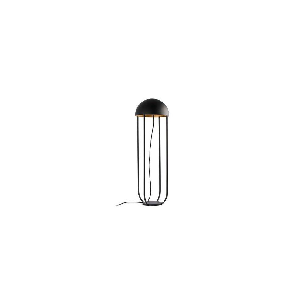 Faro Lampadaire Interieur Noir Or Jellyfish LED 6W