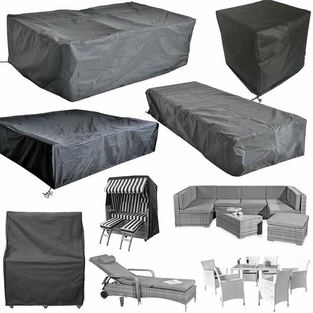 Bcelec Bc-elec - HMRC-10 Housse de protection pour tables et meubles de jardin, Oxford 210D + traitement UV, 247x130x108cm
