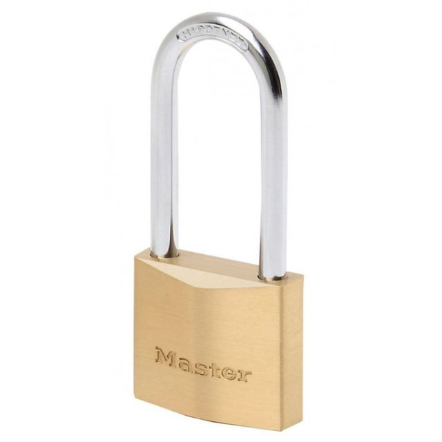 Grand 50 mm Laiton Combinaison Cadenas Porte//Porte de Garage//Abri de jardin outdoor Lock