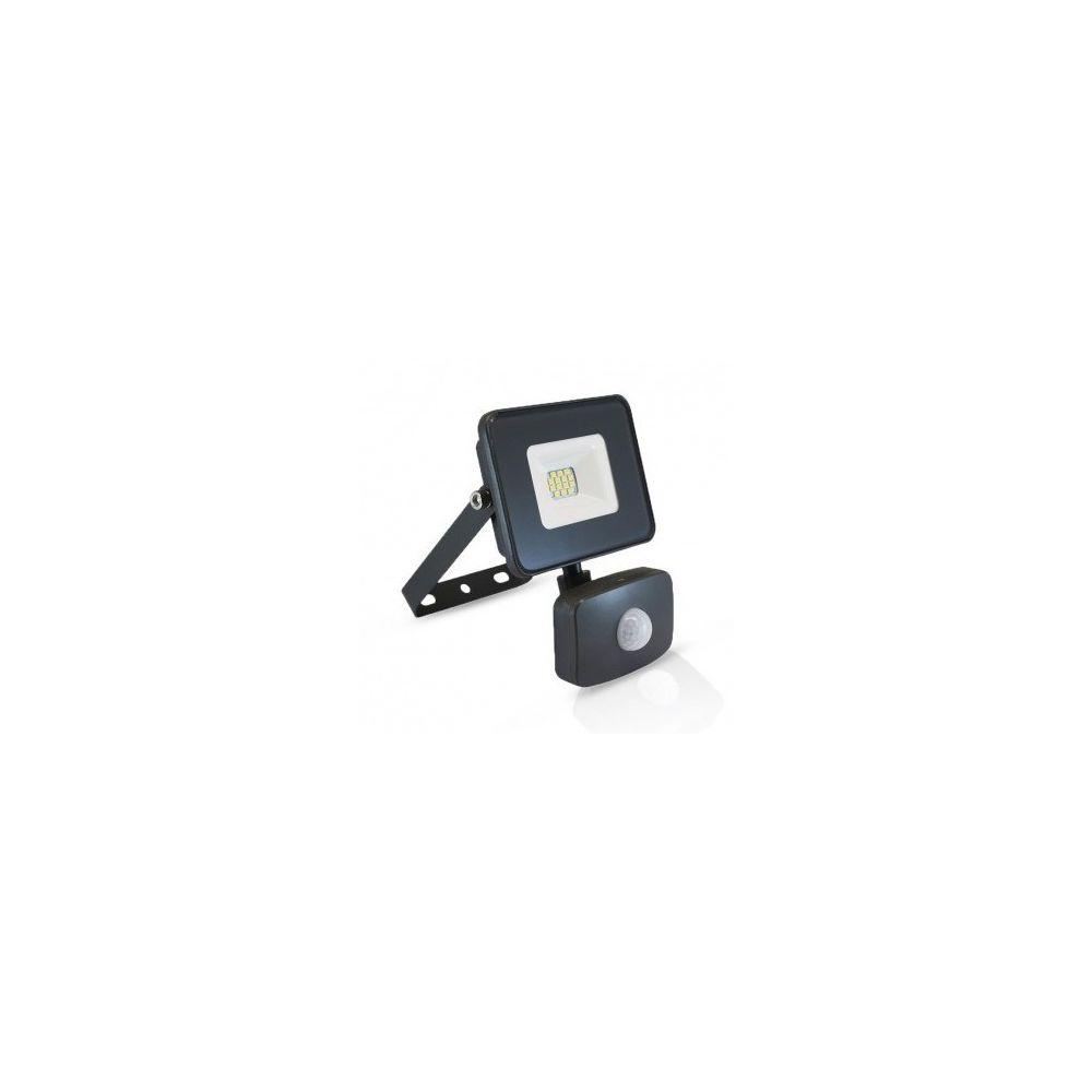 Vision-El Projecteur Exterieur LED + Détecteur 10W 3000 K