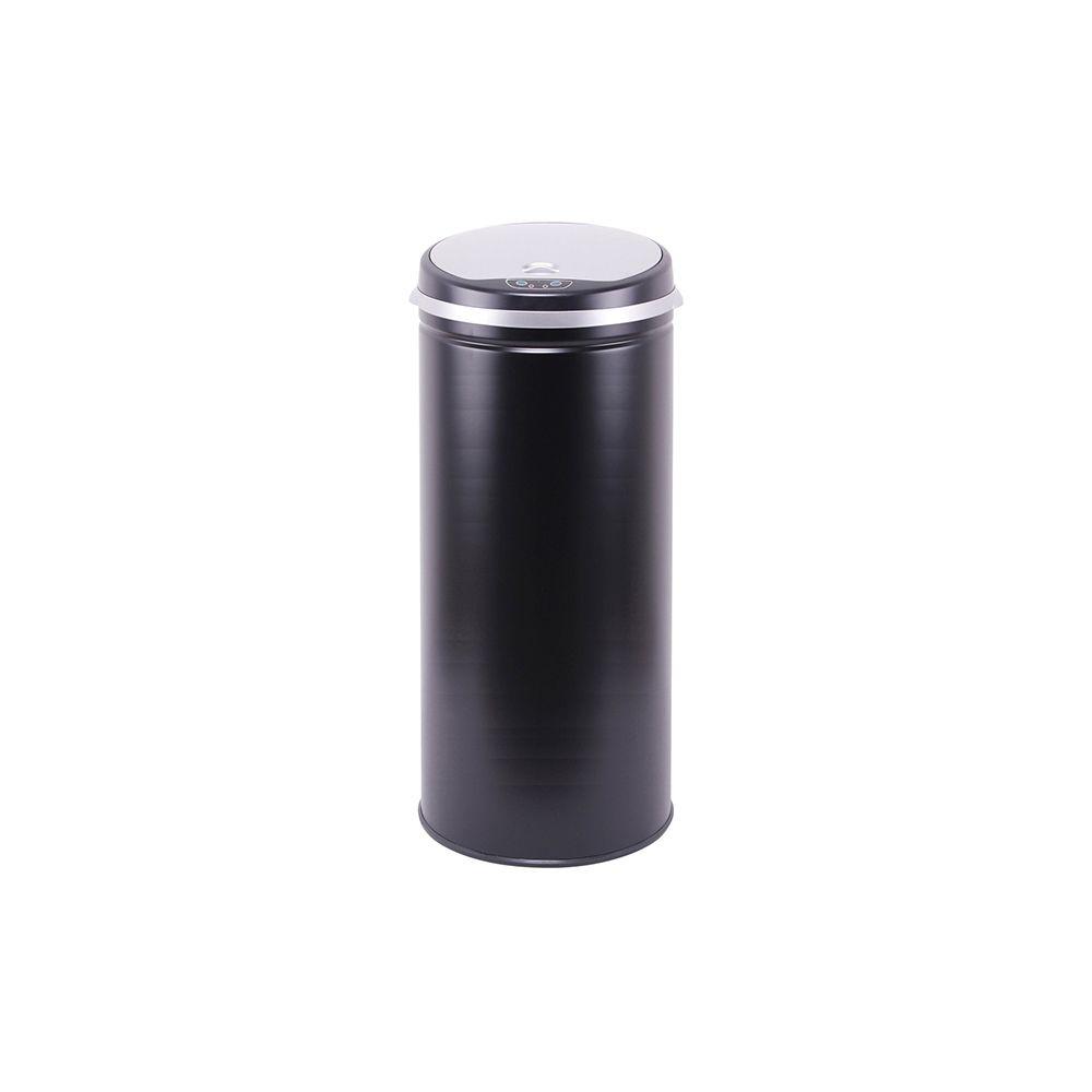 Kitchen Move kitchen move - poubelle automatique 42l noir mat - bat-42li black
