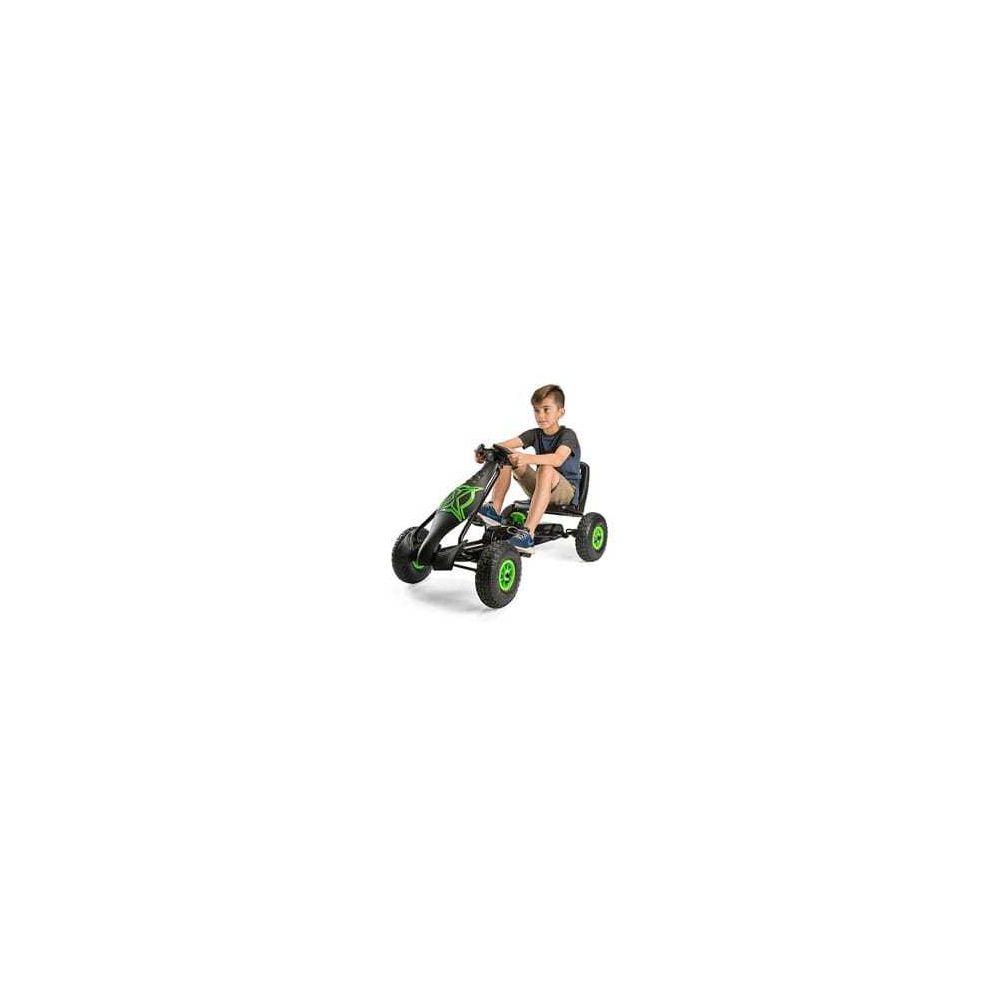 Logitoys Kart à pédales Go Kart