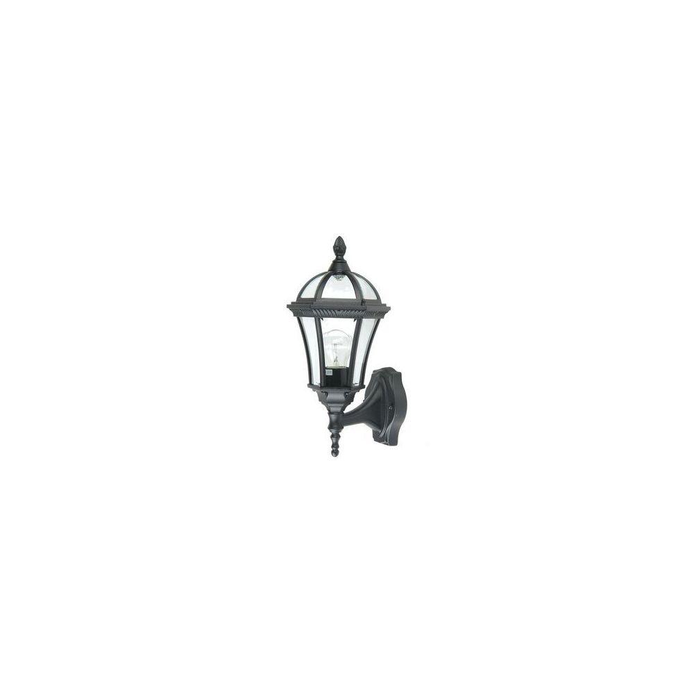Garden Lights Applique Ledbury 1x100W Noir