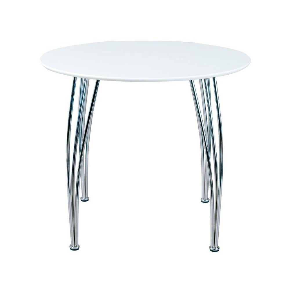 Paris Prix Table de Repas Design Ronde \