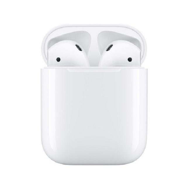Ecouteurs intra-auriculaires Apple