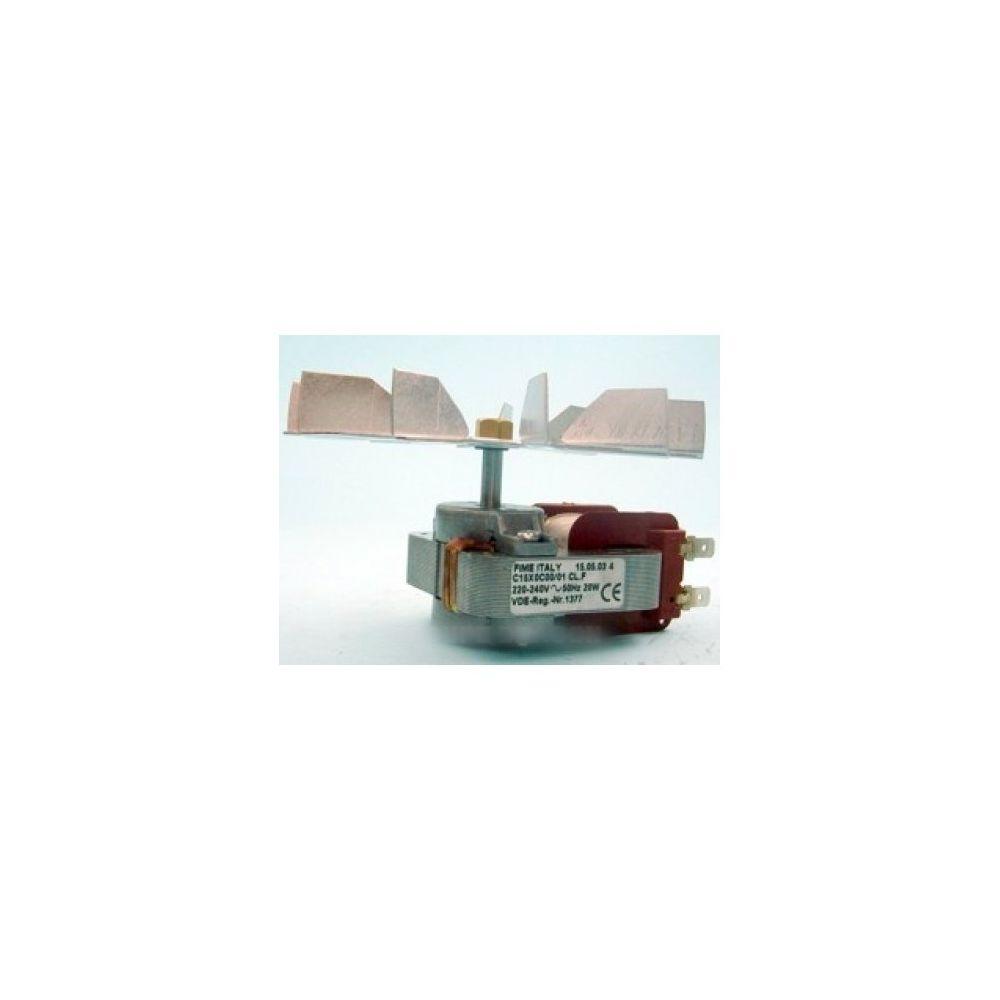 Smeg Moteur ventilateur avec turbine pour four smeg