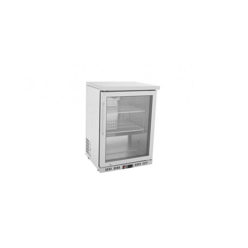 Atosa Mini Armoire Réfrigérée Positive Tropicalisée - Vitrée - Atosa - R600A 1 Porte