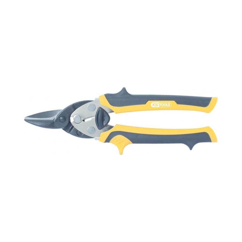 Ks Tools KS TOOLS 118.0152 Mini cisaille à tôle - coupe droite