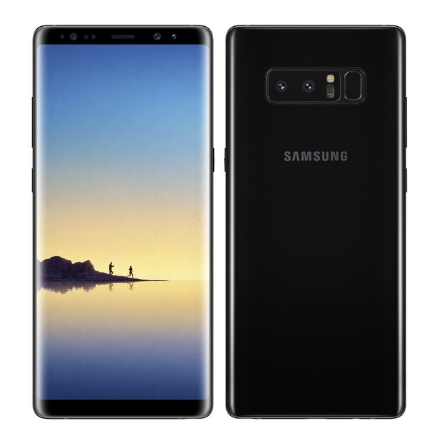 Samsung - Galaxy Note 8 - 64 Go - Noir Samsung   - Smartphone Android 64 go