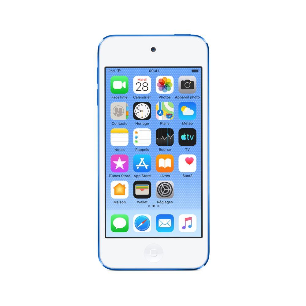 Apple iPod touch - 256 Giga - Bleu