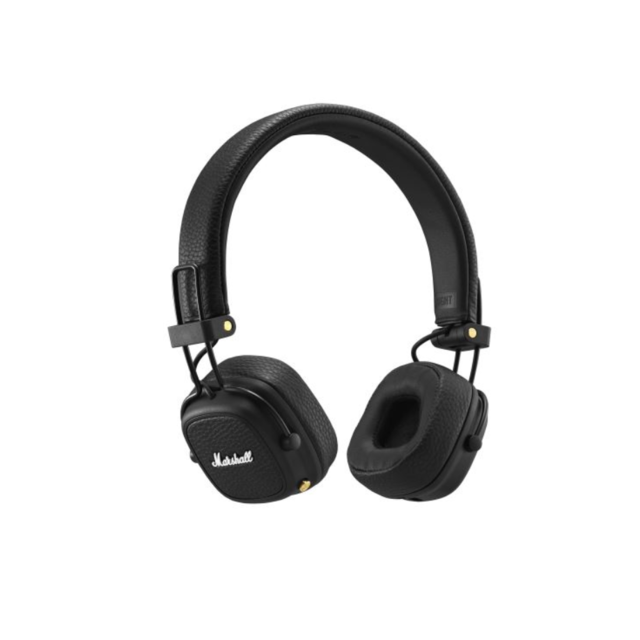 Marshall - Casque Bluetooth Marshall Major III Noir - Casque audio