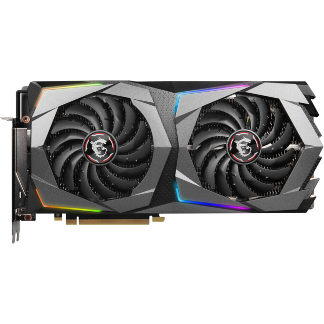 Msi - GeForce RTX 2070 SUPER - GAMING X - Carte Graphique NVIDIA