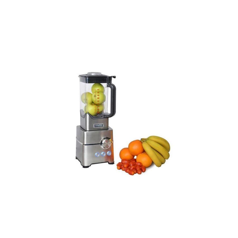 Kitchen Chef Blender 3L 2000W Inox