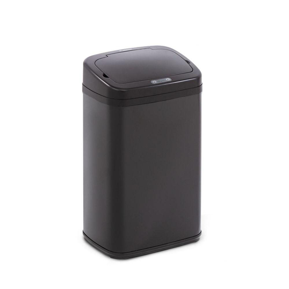 Klarstein Klarstein Cleansmann 30 Poubelle avec capteur 30 litres - - Couvercle ABS noir